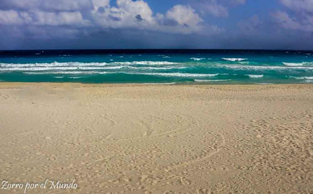 Cancún soleado