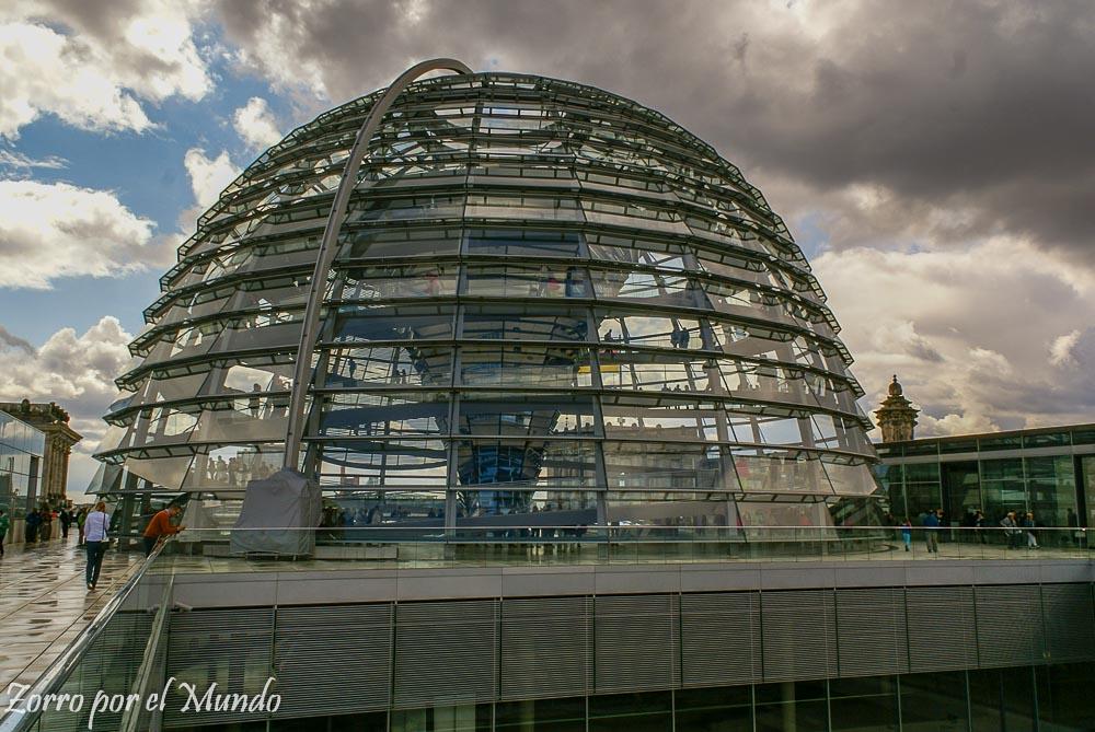 Domo Parlamento Alemán Berlín