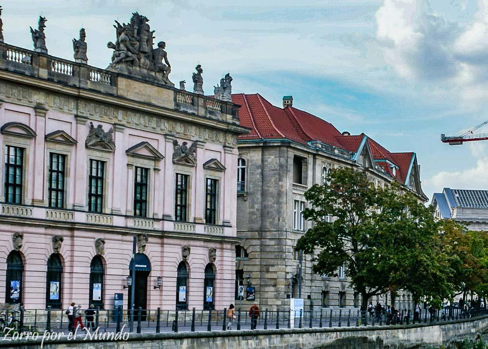 Museo Historia Alemana Berlín