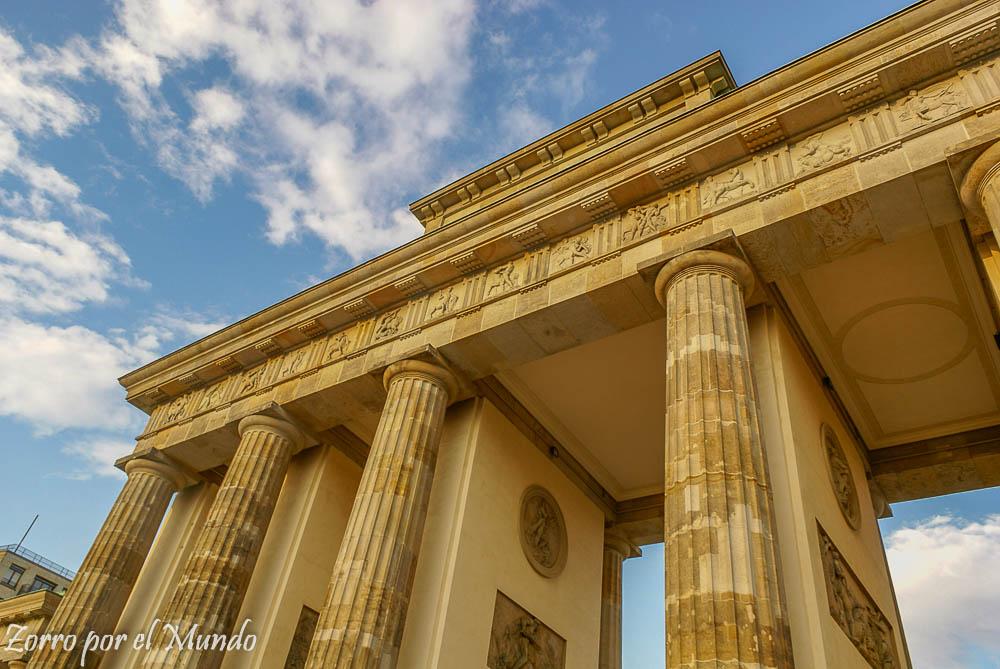 Guía de Berlín - Puerta de Brandembrugo