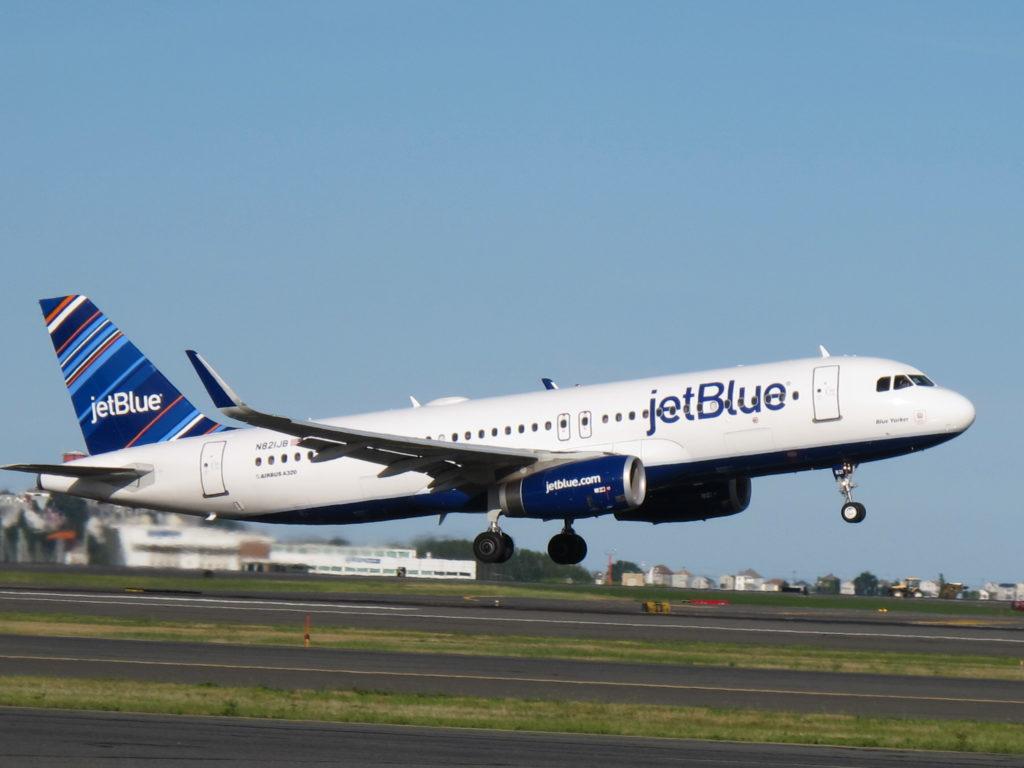 JetBlue incrementa su actividad en Ecuador.