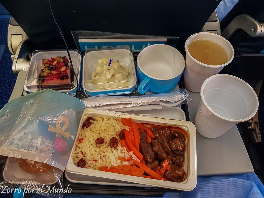 Carne EgyptAir