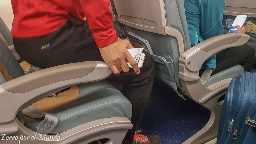 Espacio EgyptAir