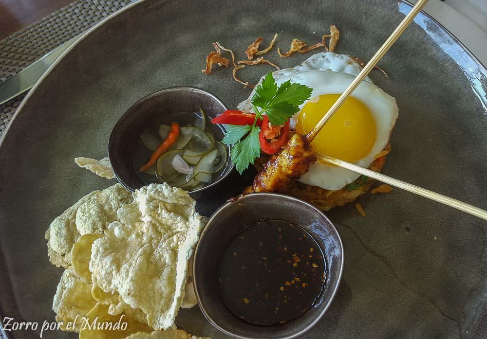 Desayuno Zorro Mundo