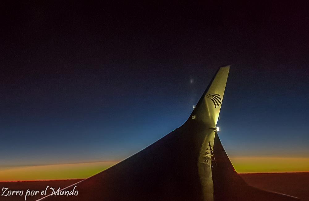 EgyptAir Reseña