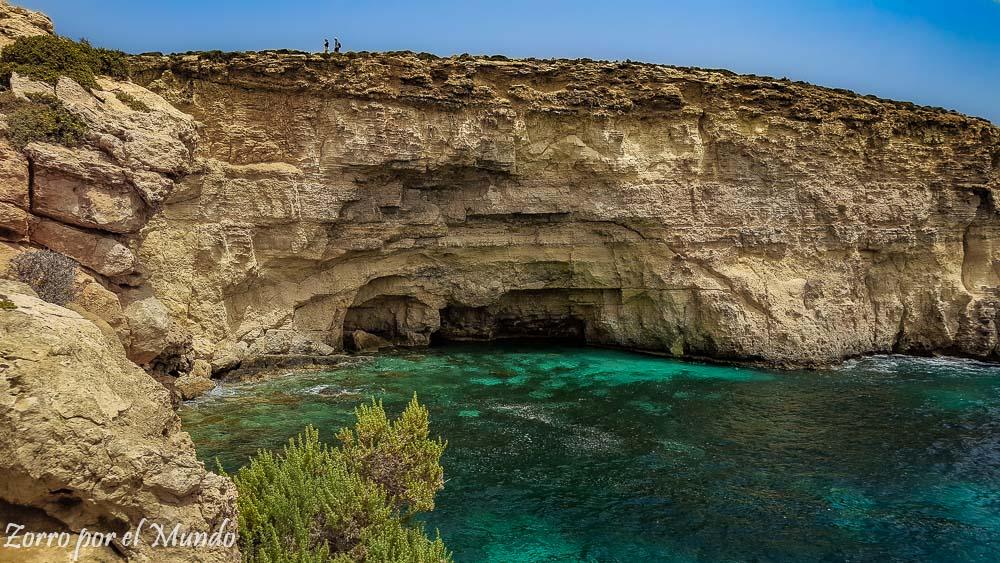Comino en Malta