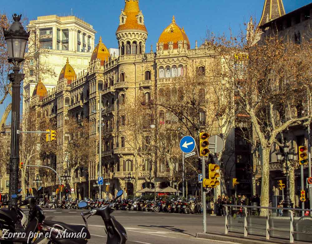 Vuelo Barcelona México