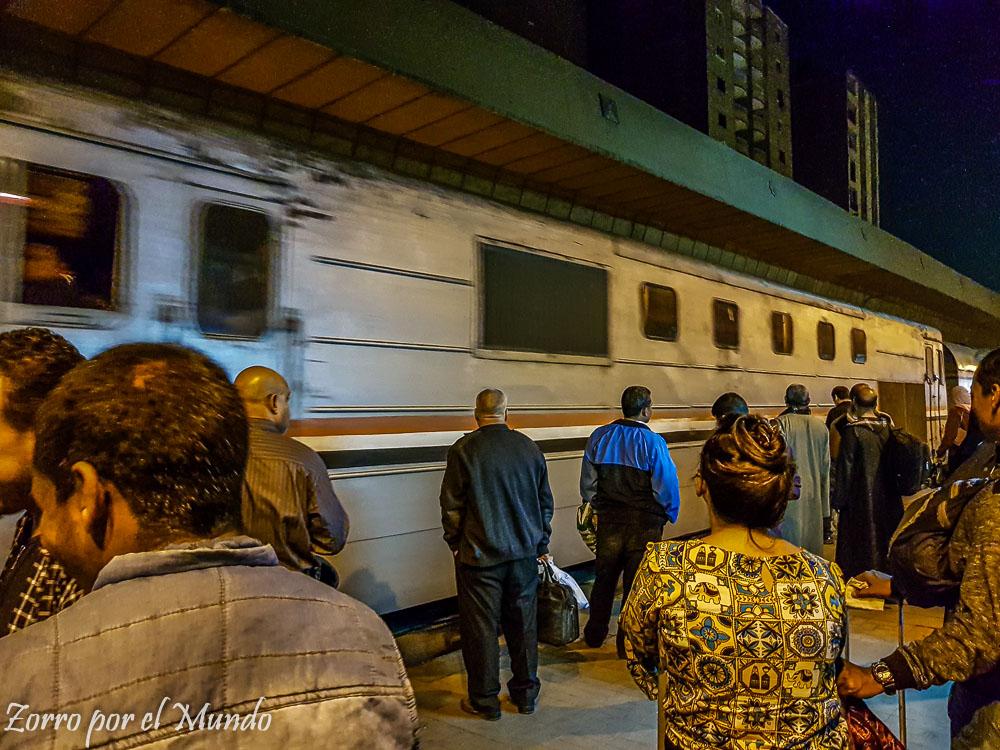 tren el cairo-luxor