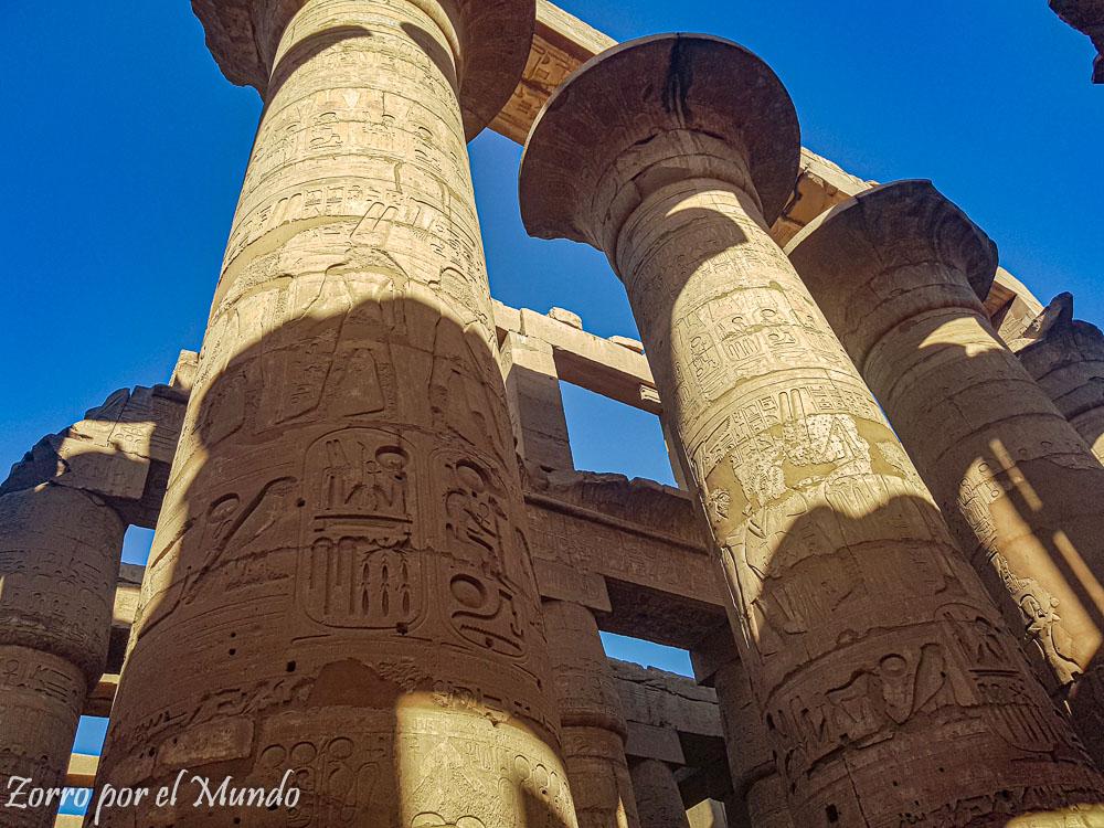 El Cairo-Luxor
