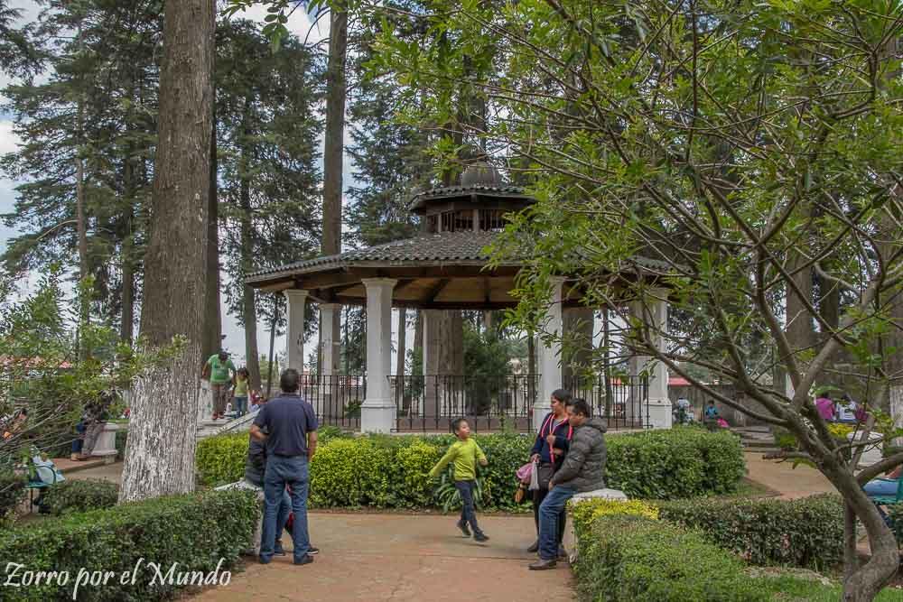 Parque Municipal de Villa del Carbón