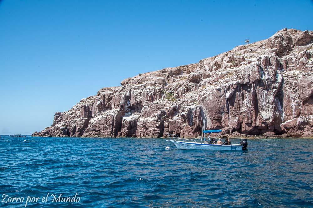 Lobera Isla Espíritu Santo