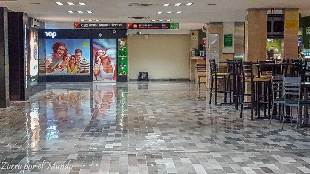Aeropuerto de Tijuana Hainan Airlines