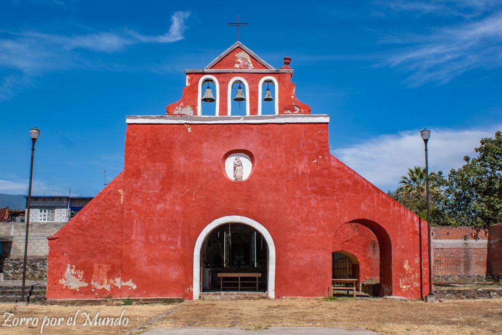 Capilla de Santa Ana Tlayacapan