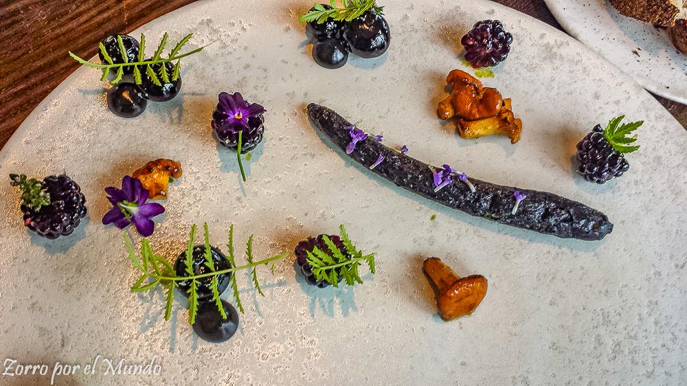 Nueva Comida Nórdica en Studio Restaurant Copenague