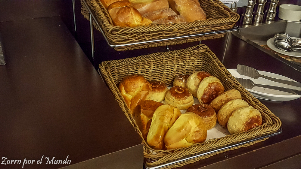 Pan del buffet