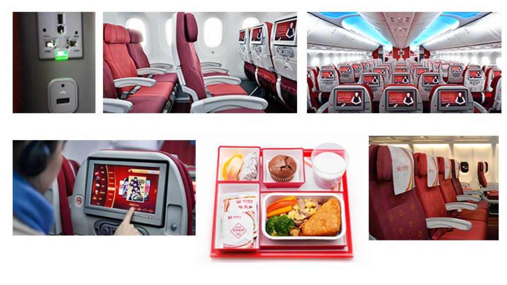 Hainan Airlines China Airlines