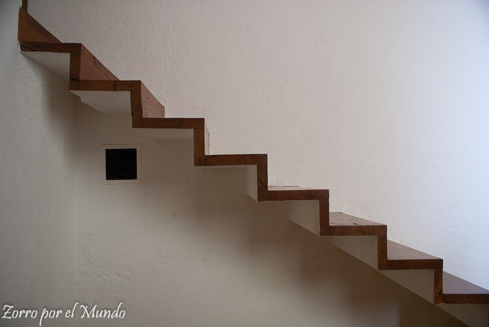 Escaleras especiales