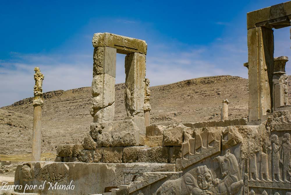 El Tesoro Persépolis