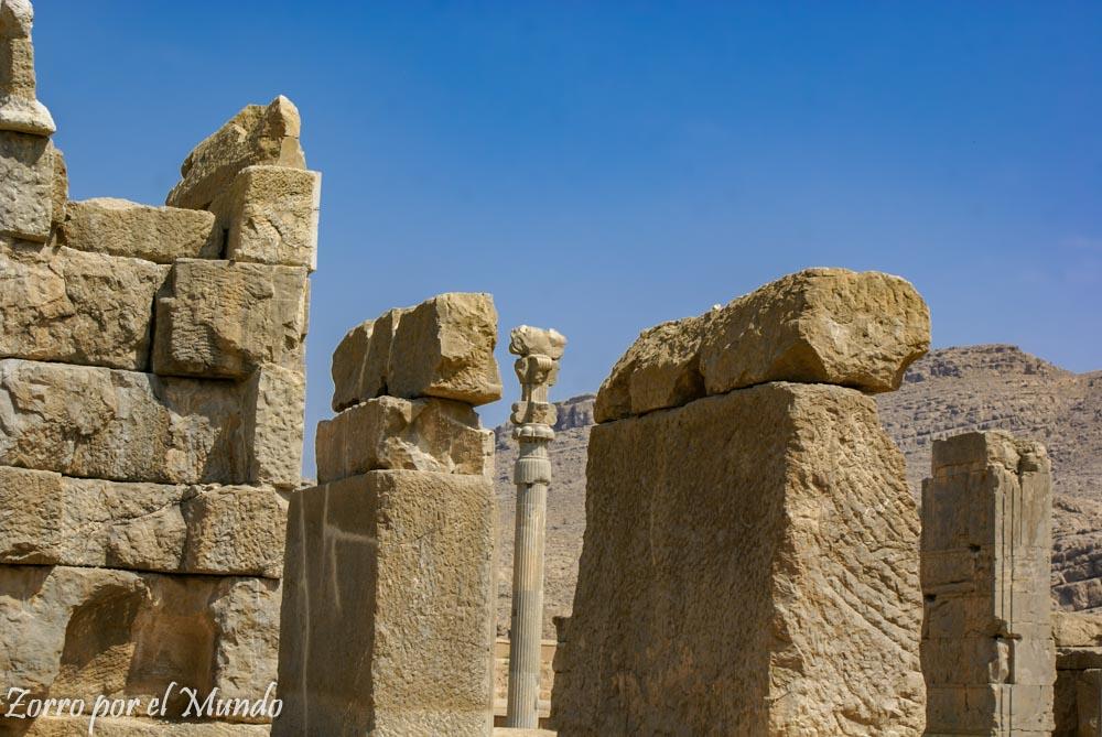 Salón del Trono Persépolis