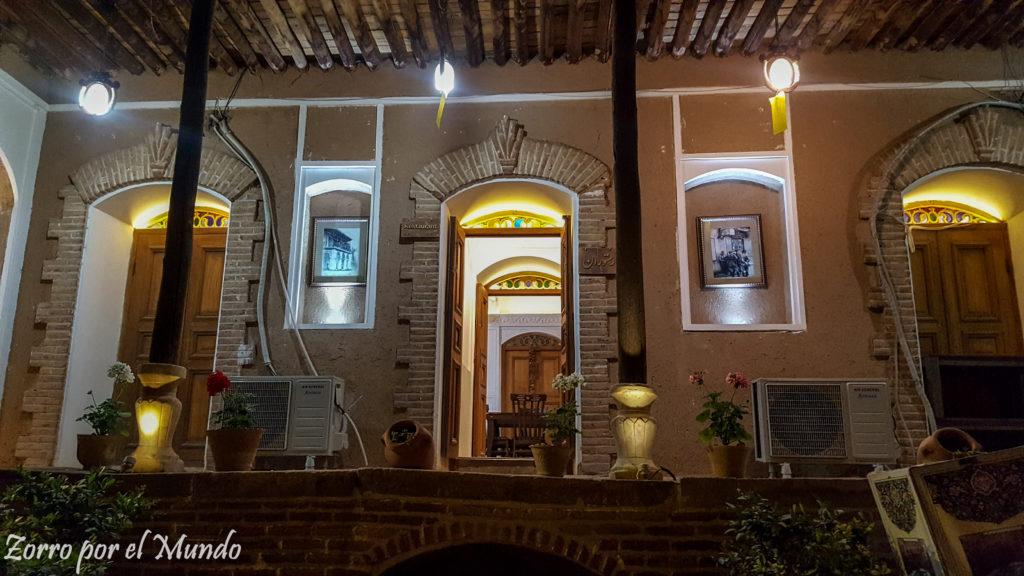 Hotel Tradicional en Qazvin