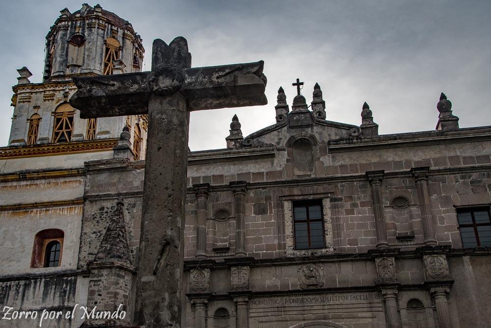 Templo de San Juan Bautista Coyoacán