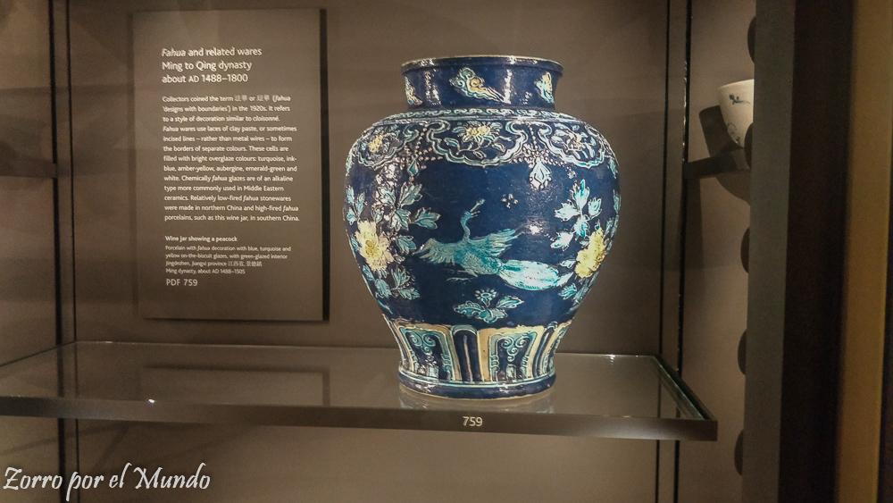 Asia en el British Museum