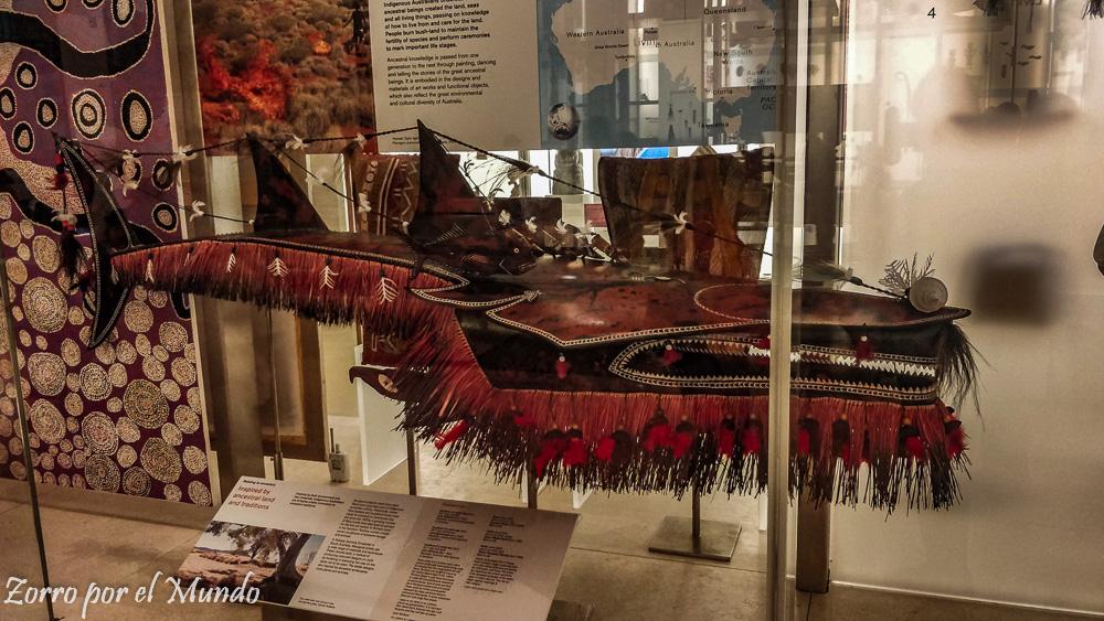 En el British Museum hay obras de todo el mundo