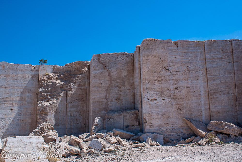 Acantilado de Mármol