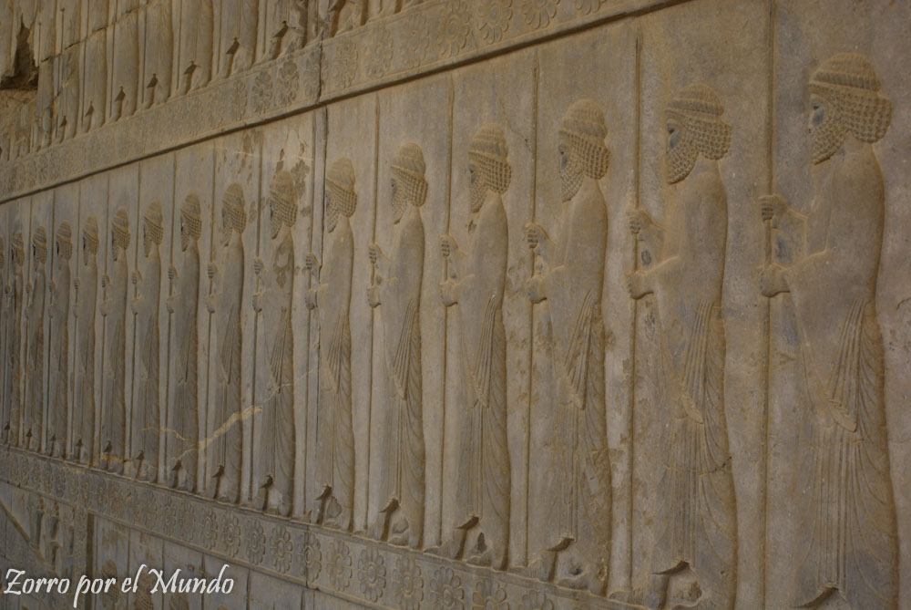 Majestuosidad en Persépolis