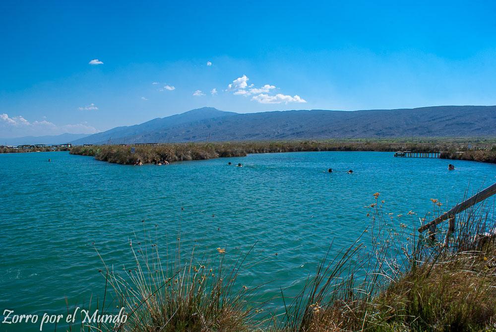 Río Mezquite Valle Cuatrociénegas