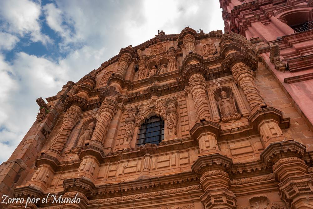 Vista del Santuario del Carmen