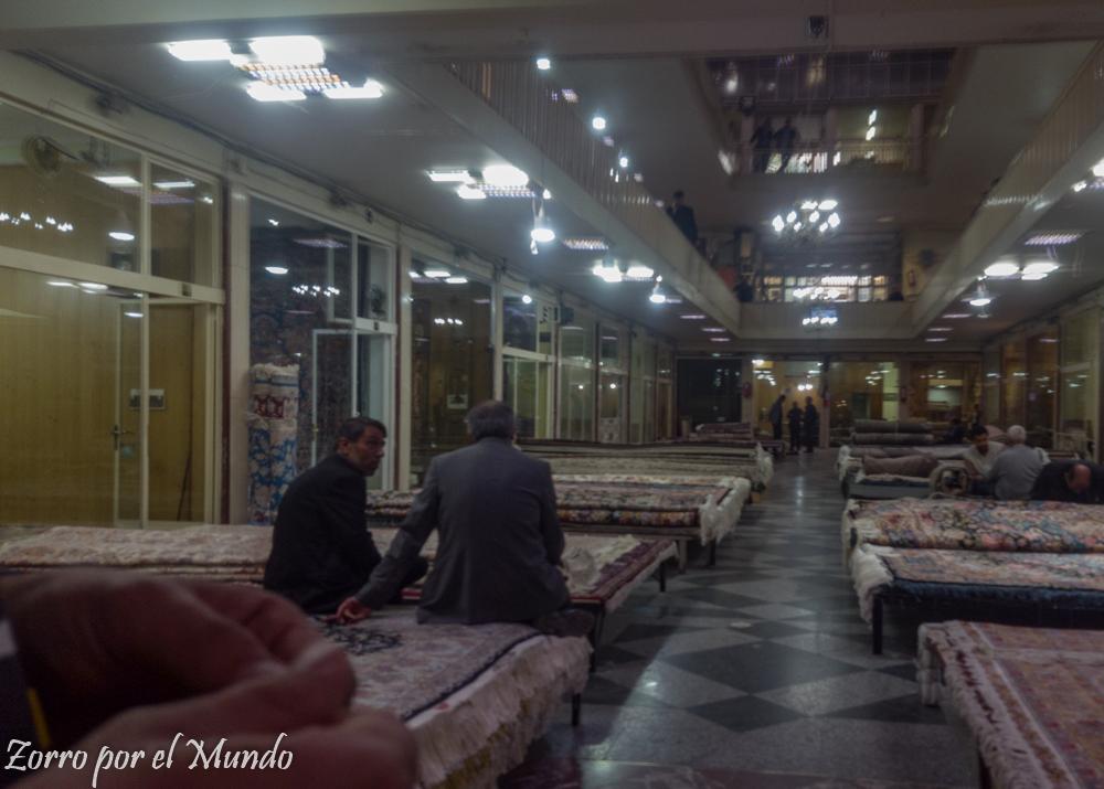 Bazaar de Tabriz, Irán