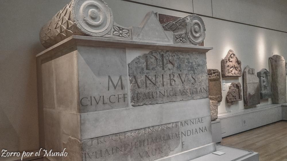 British Museum y el ar