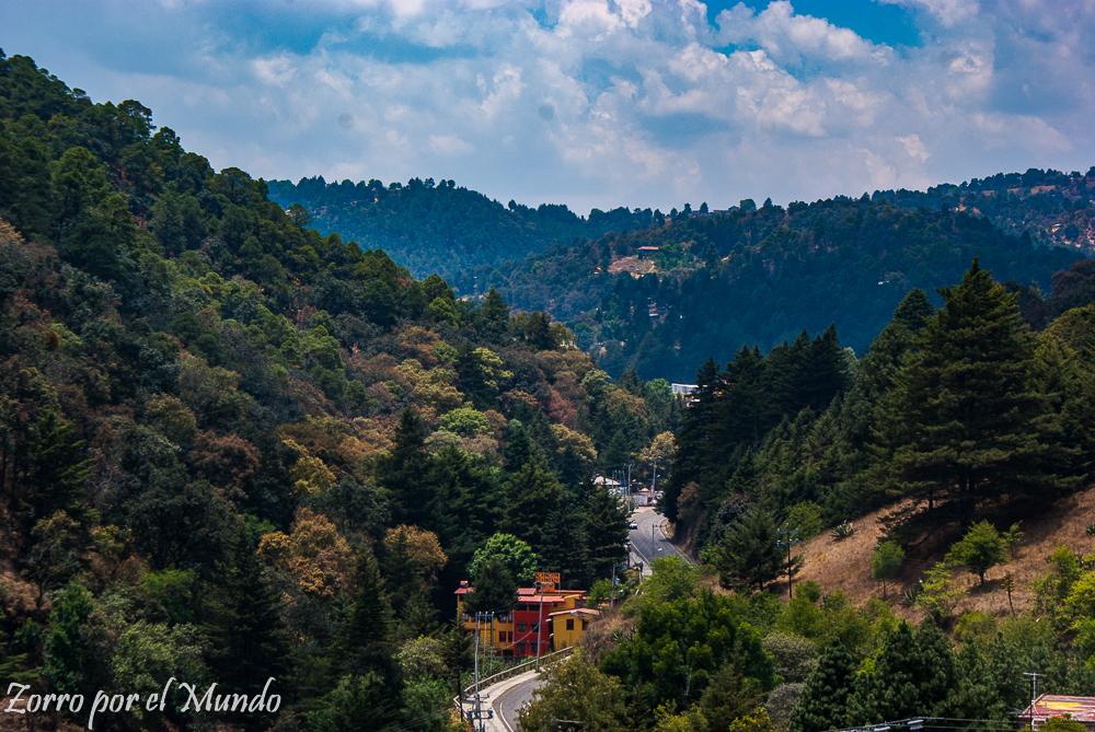 Vista del Valle Tlalpujahua
