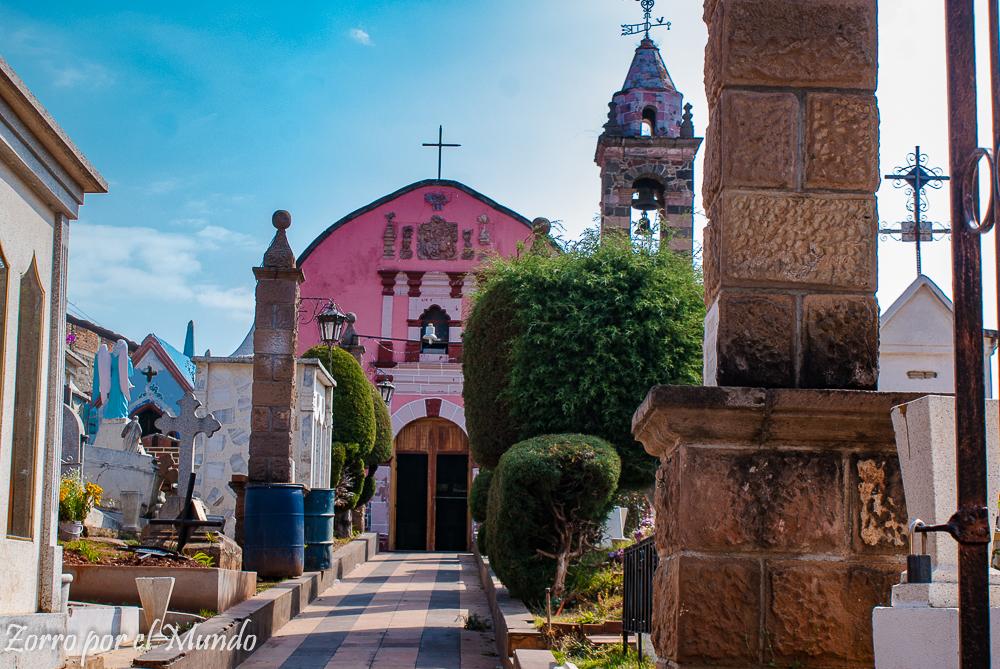 Templo de Santiago Puxtla