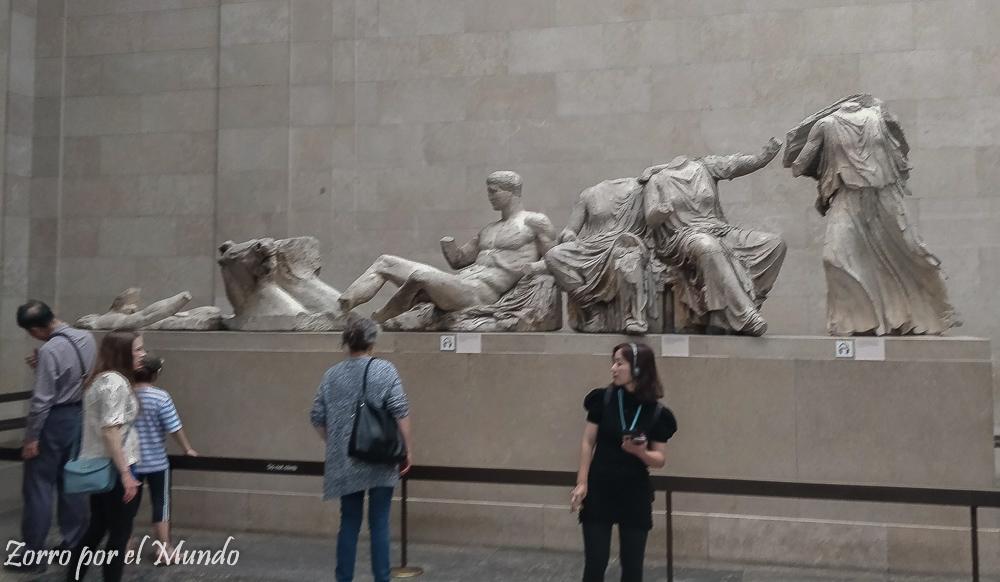 El British Museum le hace honores al mundo clásico