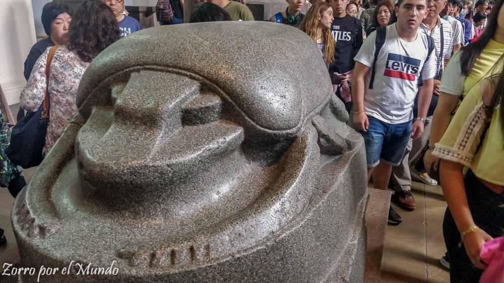 La colección Egipcia del British Museum es magistral