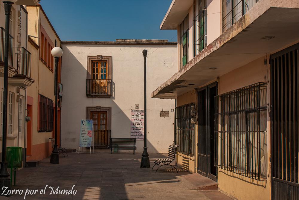 Centro del Pueblo de Tula