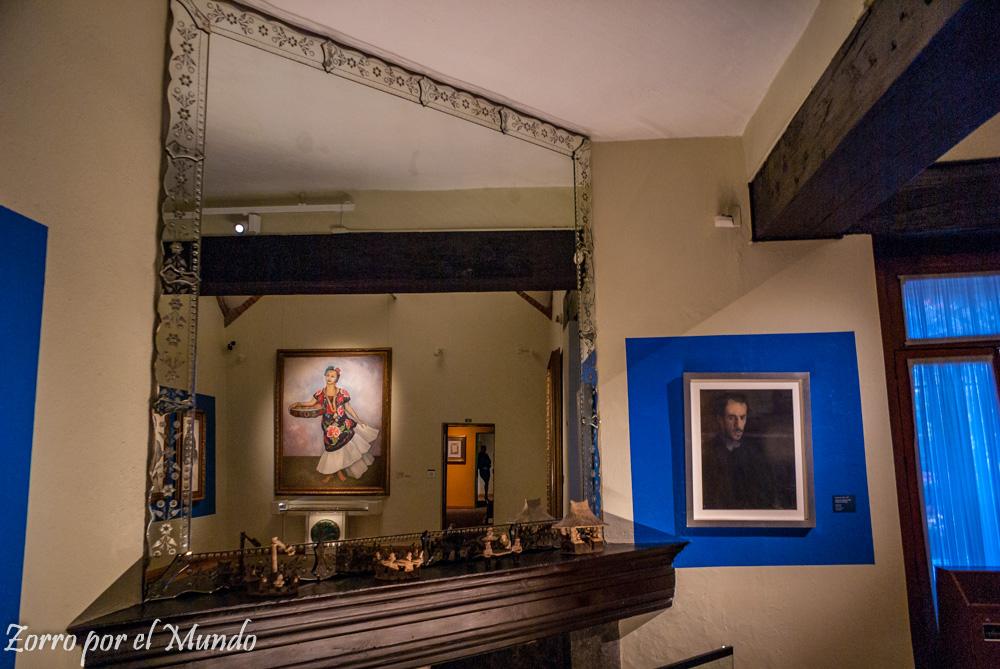 Sala de espejo Sur de la Ciudad de México