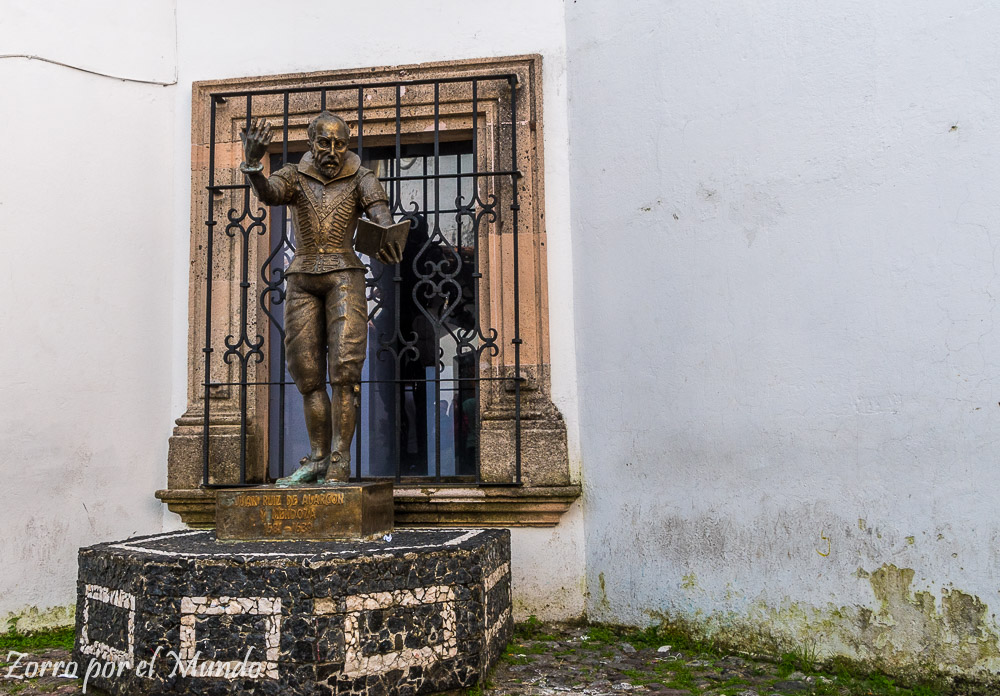 Juan Ruíz de Alarcón de Taxco