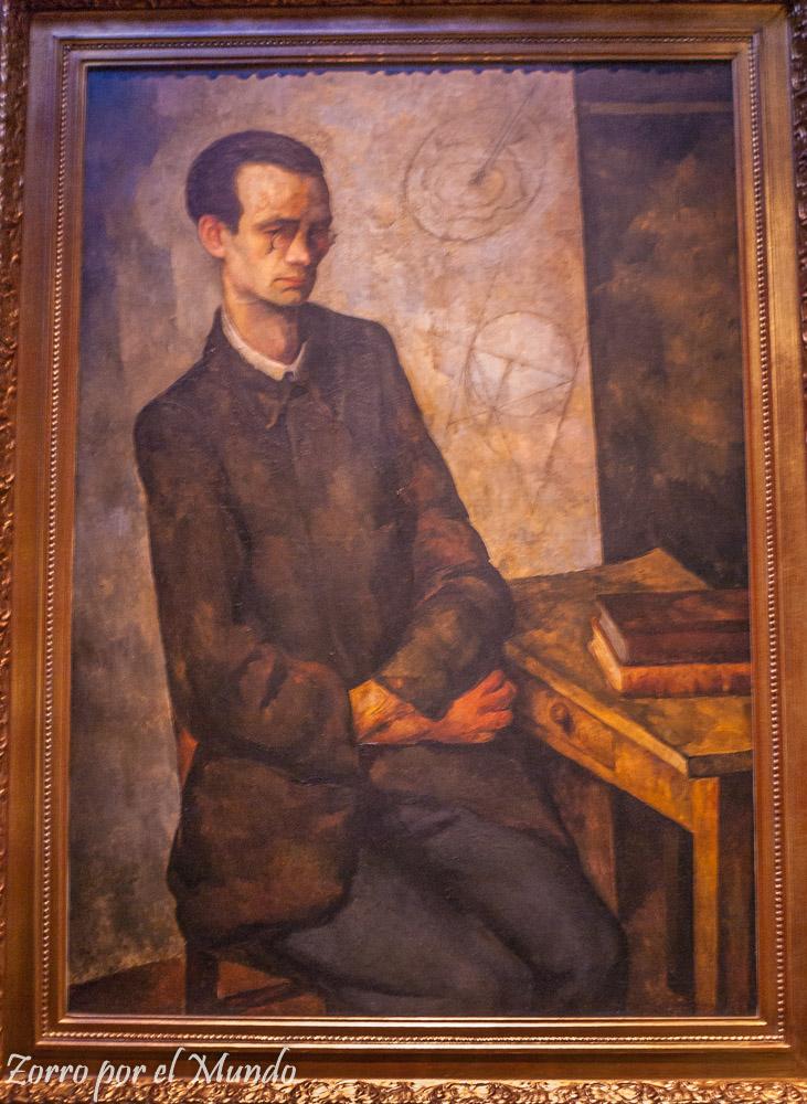 El Matemático-Diego Rivera