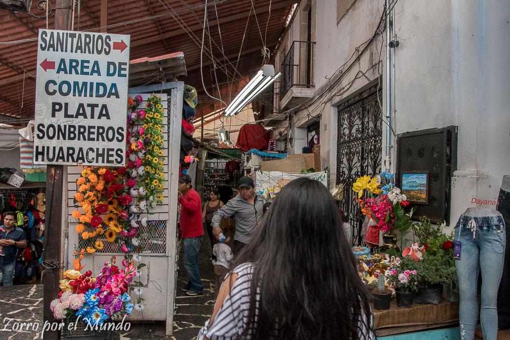 Mercado de Taxco