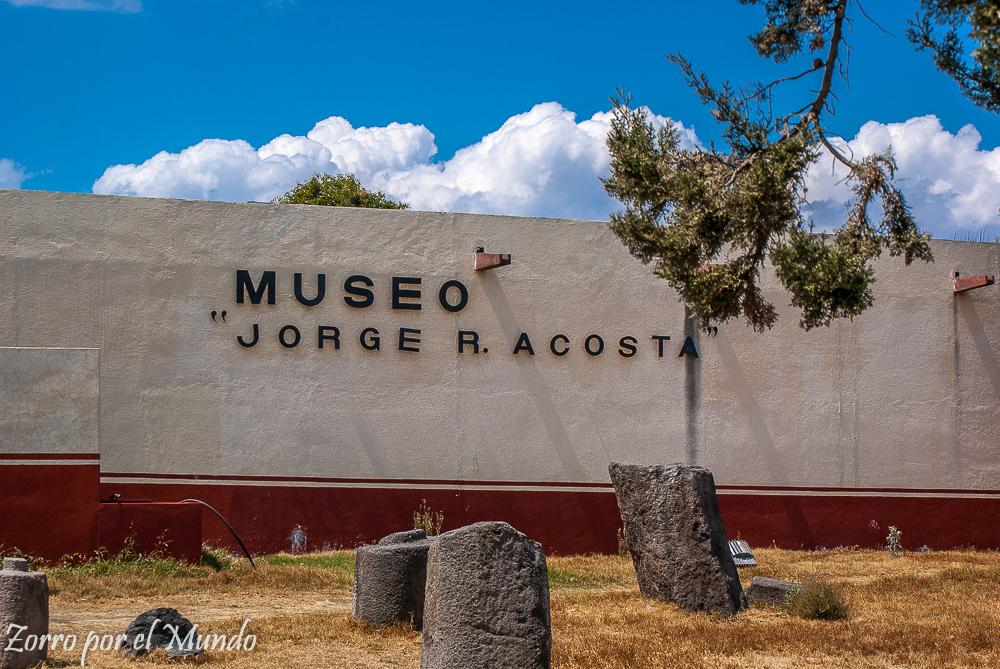 Museo Jorge R. Acosta en Tula