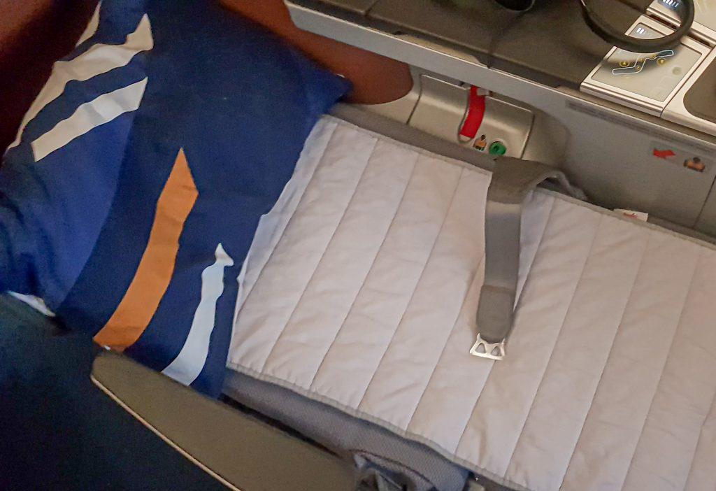 Business Class de Lufthansa
