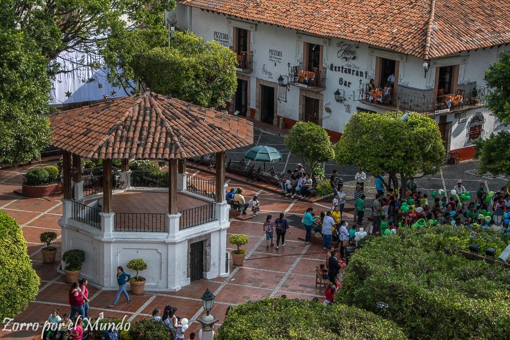 Plaza Borda de Taxco