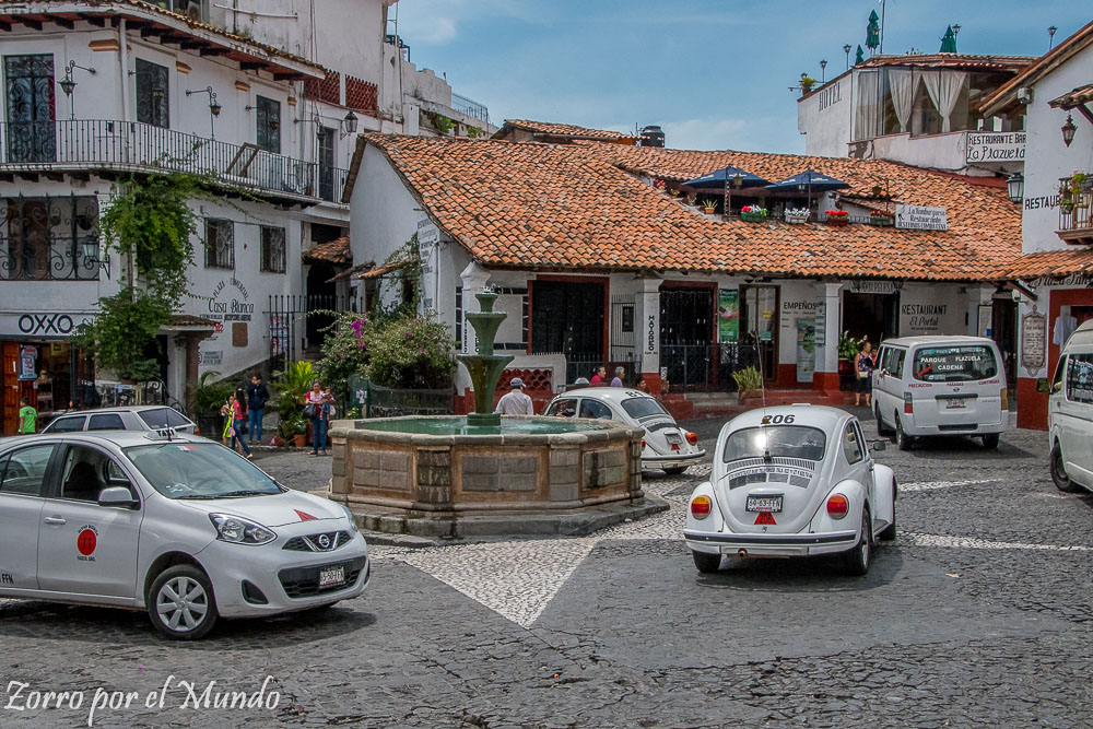 Plazuela de San Juan