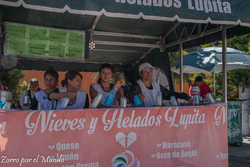 Helados La Lupita