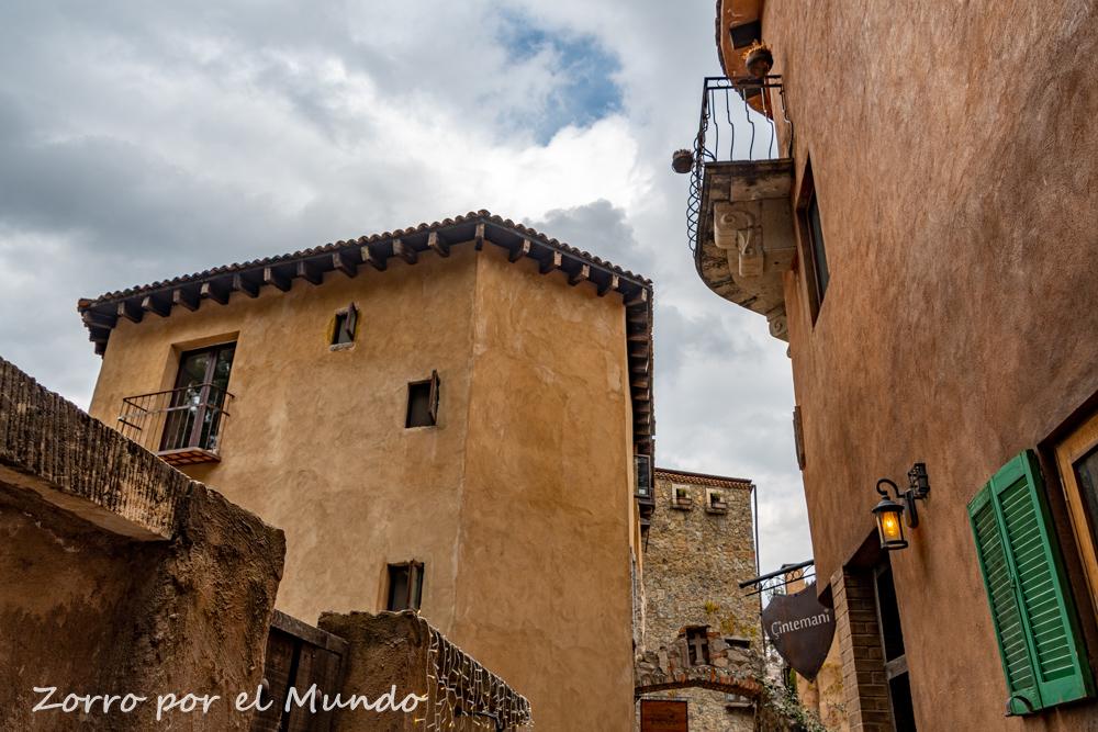 Edificios de Val'Quirico