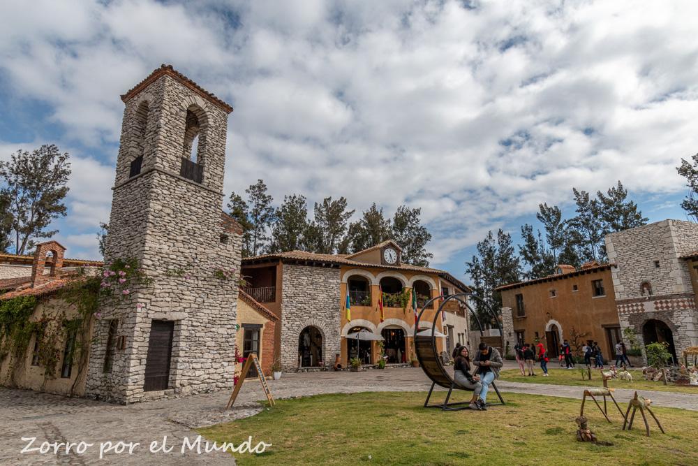 Plaza de Val'Quirico