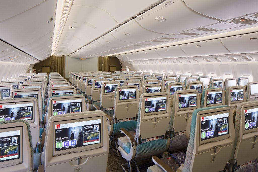 Entretenimiento Emirates Economica